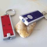 Il LED promozionale Keychain chiaro con il marchio ha stampato (3032)