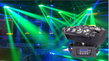Beam RGBW Spider Light / LED Crazy Beam Light / LED Moving Head Light Équipement DJ