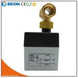 Soupape motrice en plastique du robinet à tournant sphérique Dn25 (BKV)