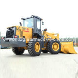 10ton Operation Weight를 가진 4X4 Loader