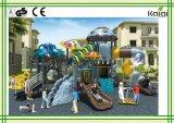 Matériel extérieur de cour de jeu de Cour de jeu-Enfants extérieurs pour des stationnements d'amusement et de récréation d'espace extra-atmosphérique et d'éther