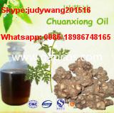 De zuivere Natuurlijke Essentiële Olie van het Uittreksel van de Gember