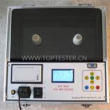 Équipement de test de pétrole de transformateur de résistance diélectrique d'IEC156 ASTM D1816 D877