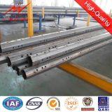 69kv Philippine Nea 45FT Electric Steel Pole für Transmission Line