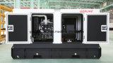 Generatore diesel silenzioso eccellente a tre fasi approvato 100kw/125kVA (GDC125*S) del Ce