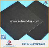Мембрана Geo HDPE материалов подвала делая водостотьким ровная