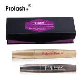 Cosmética Mejor Prolash impermeable + Mascara y Fibra Lash Extender Mascara Set (8 ml + 4 ml)