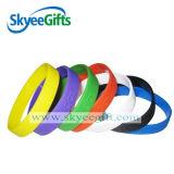 Elastico all'ingrosso del braccialetto del silicone e