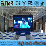 Visualizzazione di LED di pubblicità elettronica dell'interno di colore completo dell'affitto P5