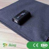 Neue USB-Sonnenkollektor-Großhandelsaufladeeinheit für Handy