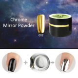 Nail Art Use Silver / Gold Miroir Chrome Nail Pigment Nail Powder