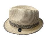 Шлем Paperstraw Fedora, шлем оплетки сторновки способа