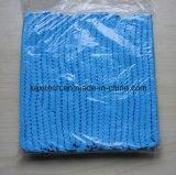 Krankenhaus-Gebrauch-Nizza Qualitätsnichtgewebte materielle Bouffant Wegwerfschutzkappe