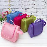 旅行洗面用品のオルガナイザーの装飾的な袋(MU7801)