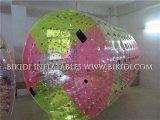 Ruota idraulica gonfiabile di /Inflatable del rullo dell'acqua, sfera di Zorbing