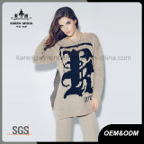 Karen Women Fashion Oversized Logo vormde de Sweater van de Trui