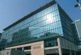 에너지 효율 최고 열로 격리된 두 배 유리제 외벽 정면