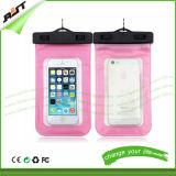 Malote impermeável relativo à promoção barato protetor do telemóvel da água ao ar livre