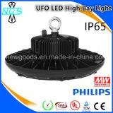Luz elevada linear do louro do diodo emissor de luz, luz industrial ao ar livre