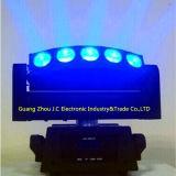 5eyes LED RGBW 4in1 bewegliches Hauptträger-Licht 14CH/30CH