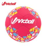Tamaño 5 #, 4 #, 3 #, 2 #, 1 # Máquina cosida bola de fútbol de playa de neopreno
