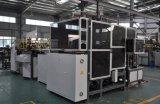 Máquina tamaño pequeño de la fabricación de cajas por completo automática