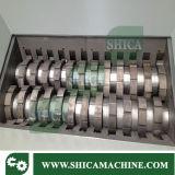 Grande trinciatrice di plastica dell'asta cilindrica del doppio del contenitore dell'olio