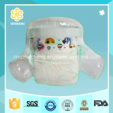 Clothlike Baby Diaper with PP Tape