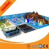Крытая мягкая игра ягнится спортивная площадка для парка Entertaiment