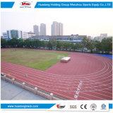 Estadio de la superficie de goma Correr Deportes de material de pista