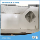 Kitchenのための人工的なStone White Quartz Counter Top