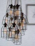 E27, E26 Edison Fühler-Weinlese-Lampen-Farbtöne