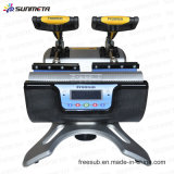 2015 New Double Station Mug Heat Press Machine Freesub (ST-210)