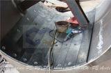 Desgaste - trazador de líneas resistente de la arcón de carbón de UHMW-PE