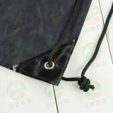 Polyester modificado para requisitos particulares 210d Drawstring Bag con Log M.Y.D-015