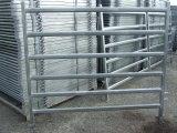 30X60mm Viehbestand-Vieh-Panel mit Gattern/Superhochleistungshohem Vieh-Panel der viehbestand-Vieh-Yard-Panel-/der Vieh-Panel-Factory/5 Stab-Vieh-Schienen-1.6m