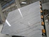 Aufbau-Baumaterial Guangxi weiße Marmorplatten
