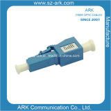 LC/Upc Single Mode Multimode Male a Female Fiber Optic Attenuator