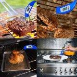 Onmiddellijk Thermisch Gelezen Voedsel de Vloeibare Professionele Waterdichte Digitale LCD Thermometer van het Vlees met Vouwbare Sonde
