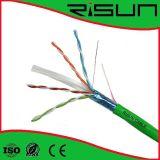 CE/RoHS/ISO를 가진 근거리 통신망 유선 텔레비전 방송망 케이블 CAT6 FTP