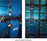 Quadro comandi esterno resistente all'intemperie del LED dell'affitto di colore completo del rifornimento P6 della fabbrica della Cina