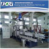 PP PE CaCO3 기계를 만드는 압출기를 합성하는 플라스틱 충전물 Masterbatch PVC