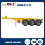 20FT 3 Axle Skeleton Container Frame Skeleton Semi-Trailer