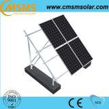 Marcos del panel solar montados tierra