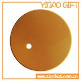 주문 로고 (YB-CM-06)를 가진 전체적인 판매 실리콘 컵 매트