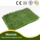 Alfombra sintetizada al aire libre de la hierba de los precios bajos para ajardinar del jardín
