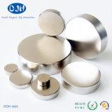 Seltene Massen-gesinterte gebogene permanente Zylinder NdFeB Magneten