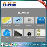 RFID HF/NFC kupferner Mikroaufkleber/Marke/Kennsatz für den Gleichlauf