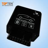 O perseguidor de Bluetooth Canbus OBD, deteta o consumo de combustível, apressa, Anti-Altera APP alerta, livre Tk228-Ez