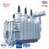 Fase tres cambiador de tomas eléctricas de 230 kV de los transformadores